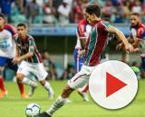 Flu e Bahia jogam no Maracanã. (Arquivo Blasting News)