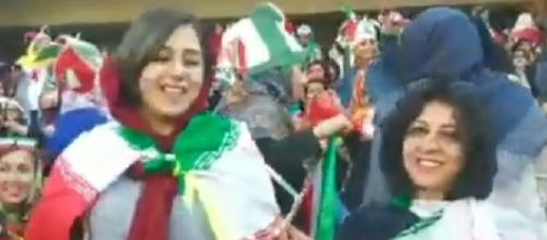 10 Iran-Cambodia Football Match. [Image source/IranWire/YouTube]