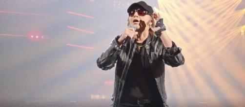 Davide De Marinis ha vinto la quinta puntata di Tale e quale show imitando Vasco Rossi