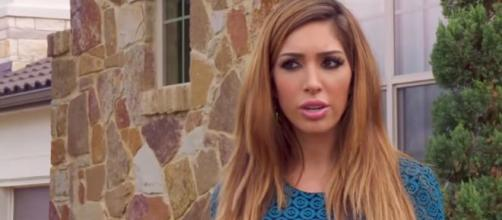 Farrah Abraham keeps the door open for a possible return to the show . [Image Source: MTV International/YouTube]