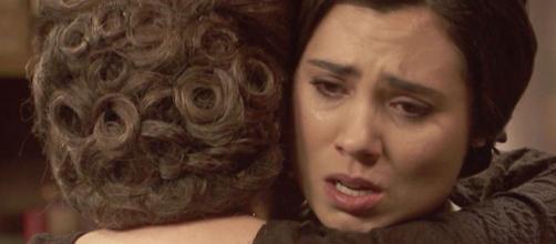 Il Segreto, puntate 13 e 14 ottobre: Maria riceve una lettera d'addio da Roberto