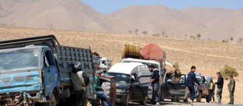 Siria: offensiva turchi, resistenza curdi, stallo risiko.
