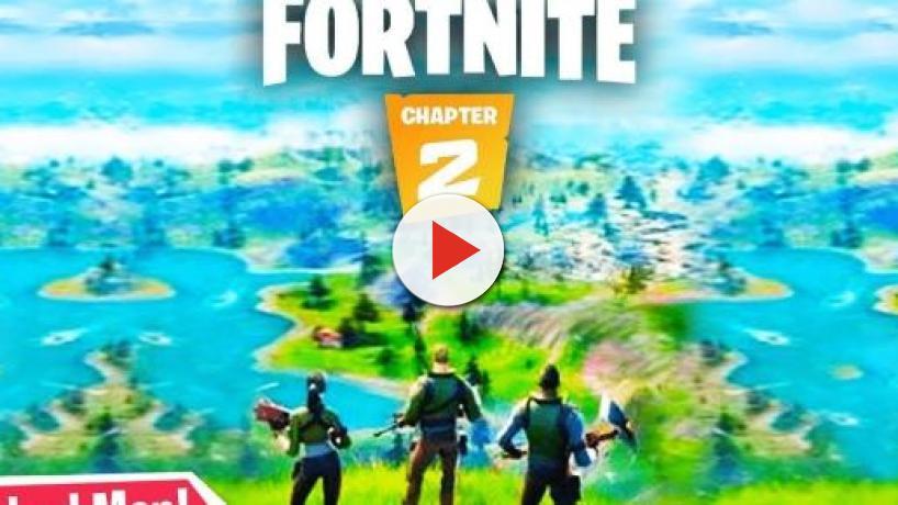 'Fortnite' leaker reveals Chapter 2 map locations