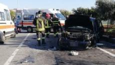 Calabria, uomo muore in un incidente stradale di ritorno dal matrimonio della figlia