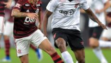 Athletico PR x Flamengo: exibição ao vivo, possíveis escalações e desfalques