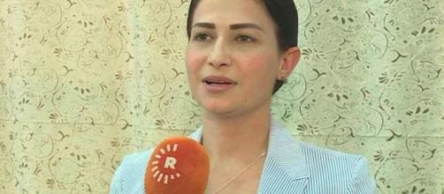 Hevrin Khalaf, segretaria generale del partito curdo Fsp (Partito siriano del fututo) Immagine: corriere.it