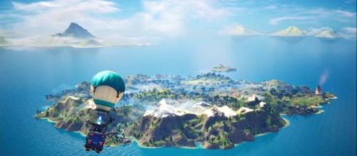 "New ""Fortnite"" season is out! Credit: Fortnite In-Game Game screenshot"
