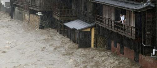 Tifón Hagibis dejó muertos y casas destruidas en Japón. - depesoyucatan.com
