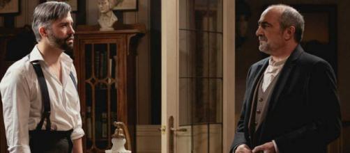 Una Vita, spoiler: Ramon confessa a Felipe che sua moglie Trini è morta a causa di Celia