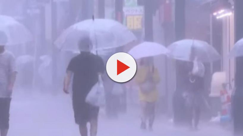 Typhoon Hagibis strikes Japan and affects some Rugby World Cup matches