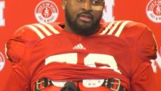 Nebraska Football: Darrion Daniels challenges fan after 'teddy bear' comment