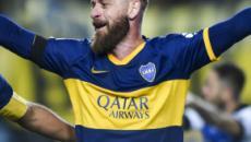 De Rossi: per i media argentini al Boca Juniors è la ruota di scorta del team