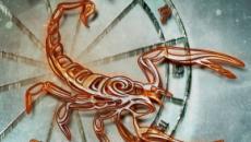 L'oroscopo settimanale dal 21 al 27 ottobre, 2^ sestina: pagelle, Scorpione 'dieci'