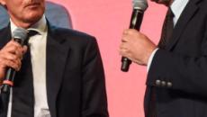 Lapsus di Giletti e Meloni sul Premier, Mentana li bacchetta: 'Errore come la Cuccarini'