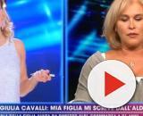 Marina Giulia Cavalli ieri sera a Live Non è la D'urso ha raccontato di essere in contatto con la figlia morta.