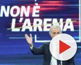 Non è l'Arena: la gaffe di Massimo Giletti e Giorgia Meloni