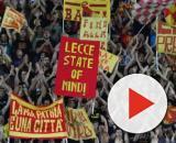 Sono tantissimi i tifosi del Lecce che seguiranno la squadra a Milano.