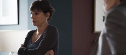 """Beatriz e Otávio, em """"A Dona do Pedaço"""". (Reprodução/TV Globo)"""