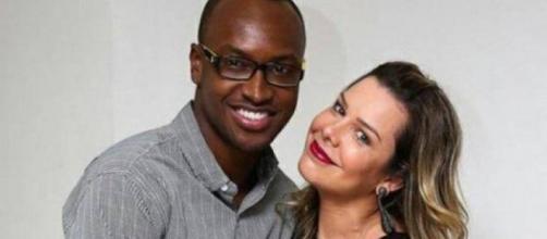 Casamento de Fernanda Souza e Thiaguinho termina. (Arquivo Blasting News)