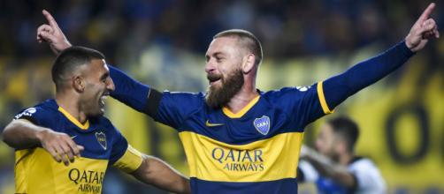 De Rossi scores on Boca Juniors debut   FOOTBALL News   Stadium Astro - stadiumastro.com
