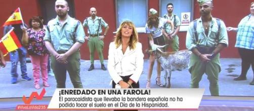 """Duras críticas a """"Viva la vida"""" poe su especial por el Día de la Hispanidad"""