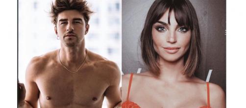 Flirt Andrea Damante e Nicole: lei nega, ma il fidanzato Thomas elimina loro foto da IG