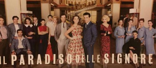 Il Paradiso delle Signore, puntata del 14 ottobre: Gabriella torna a Milano, al magazzino arrivano Francesca e Marina