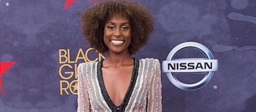 Issa Rae at BET's Black Girls Rock show (Image Credit : Kazi yangu/Wikipedia)
