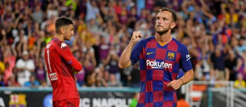 Ivan Rakitic, centrocampista del Barcellona