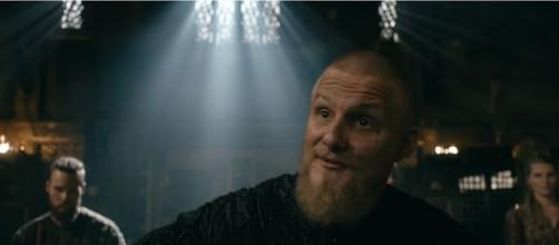 The final season of 'Vikings' looks to be well worth the wait. [Image Source: History/YouTube]