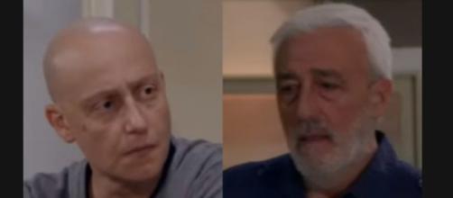 Un posto al sole, trama puntata 14 ottobre: Diego si sfoga con Raffaele