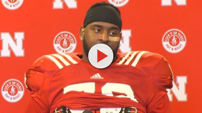 Nebraska Football: Darrion Daniels challenges fan after 'teddy bear' comment