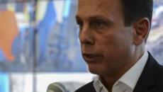 Em discurso, Doria chama manifestantes pró-Bolsonaro de vagabundos