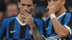 Inter: infortuni Sanchez e Sensi potrebbero costringere Conte a lanciare il 3-4-2-1