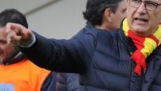 Reggina-Catanzaro, Noto denuncia episodio di violenza: 'Allenatore preso a calci'