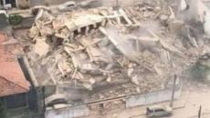 Desabamento de prédio deixa um morto e vários desaparecidos em Fortaleza