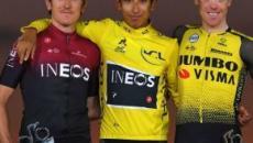 Tour de France 2020: via da Nizza, una sola crono a Planche des Belles Filles