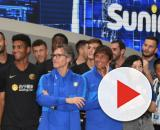 La visita dell'Inter nella sede di Suning - inter.it