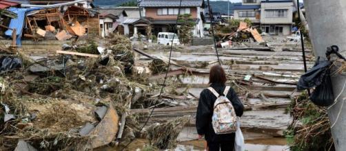 Al menos 70 muertos por el tifón Hagibis en Japón, donde se prevén más lluvias. - elmundo.es