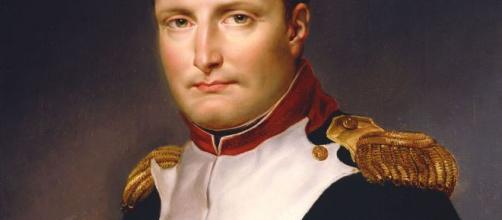 Donald Trump's Nether Universe, and Napoleon Bonaparte.( Image via Abcnews/Youtube)