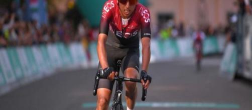 Egan Bernal: 'Mangio pochissimo, la squadra deciderà se farò il Tour de France'