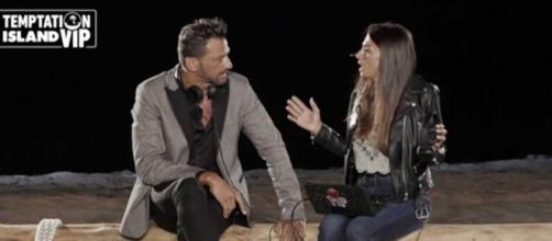 Giovanni Conversano commenta il falò di confronto tra Serena e Pago.