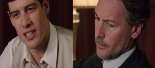 Il Paradiso delle signore, trama della 4^ puntata: Umberto e Riccardo si scontrano