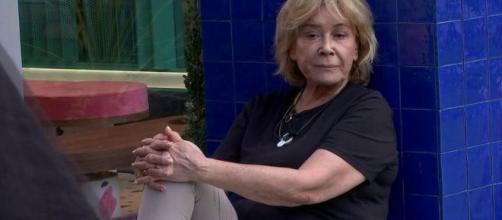 Mila Ximénez continúa con sus problemas con sus compañeros