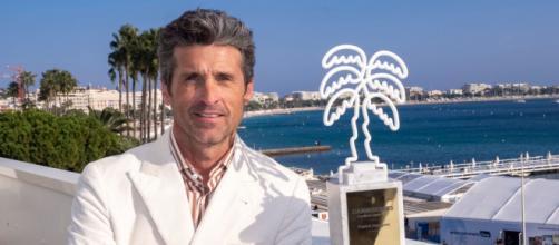 Patrick Dempsey riceve un premio alla carriera a Cannes