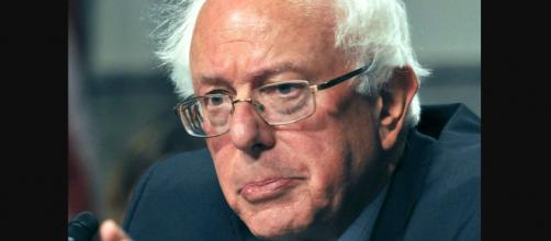 Sen. Bernie Sanders will be looking for some momentum in tonight's Democratic Debate.[Source: Veterans Affairs Department]