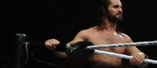 Seth Rollins was taken with the first pick in Monday's draft. [Image Source: Flickr | Audrey Le Pennec]