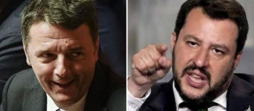 Sfida Renzi Salvini a Porta a Porta: è già guerra prima del duello ... - tpi.it