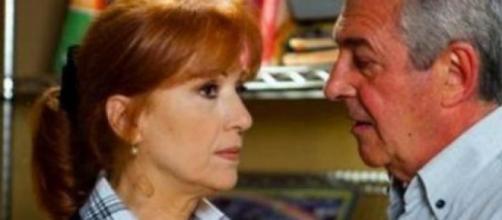 Spoiler Upas: Giulia protettiva nei confronti di Renato.