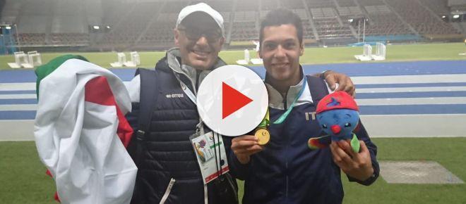 Inas Global Games, medaglia d'oro all'Italia: a Brisbane trionfa il palermitano Raffaele Di Maggio